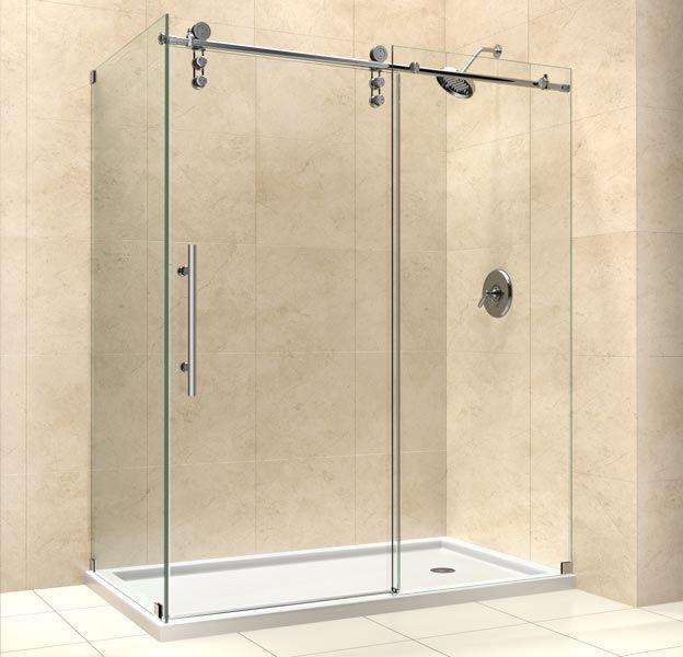 Enigma-Z Shower Enclosure. Shower Enclosure by DreamLine, 30x60