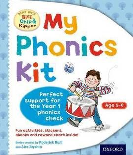 Oxford Reading Tree Read with Biff, Chip, and Kipper: My Phonics Kit (Other): 9780198488002