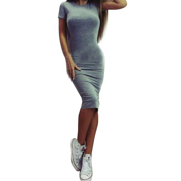 Goedkope 2016 nieuwe mode casual zomer herfst vrouwen dress elegante dames sexy effen kleur korte mouw kantoor jurken vrouwelijke vestidos, koop Kwaliteit jurken rechtstreeks van Leveranciers van China:  YIfan 2016 Autumn Fashion Jecket Outwear Women Sleeveless Coat Outerwear Long Hair Jacket Coats female blusasUSD 7.40-8