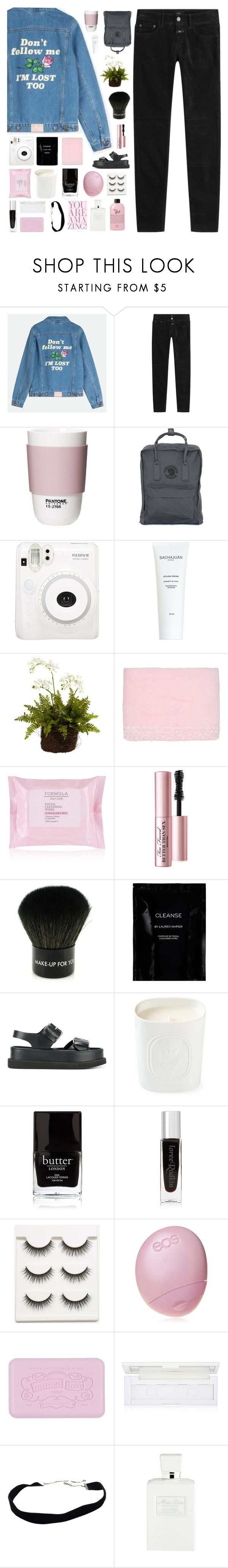 """""""STAND BY ME, WE'LL GET AWAY SOMEHOW"""" by everything-is-peachy ❤ liked on Polyvore featuring Closed, ROOM COPENHAGEN, Fjällräven, J.Crew, Nearly Natural, Blumarine, Too Faced Cosmetics, Cleanse by Lauren Napier, STELLA McCARTNEY and Diptyque"""