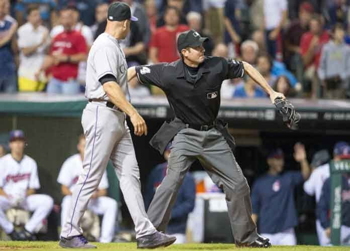 MLB Umpire John Tumpane Saves Woman On Bridge In Pittsburgh Before Pirates Game