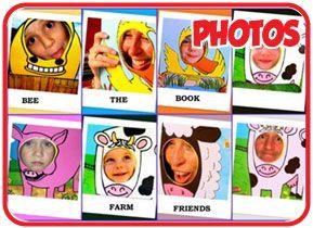 Bee the Book - Photos