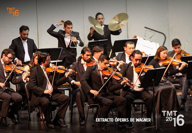 Entre aplausos, la orquesta Filarmónica de Temuco , finalizó su presentación en el Municipal.