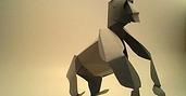 Duarte PaperArt #gorilla #paper $6.45