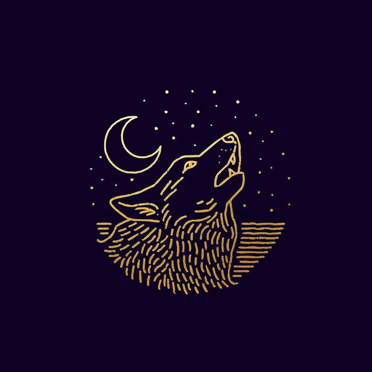 Wolf mark by briansteely