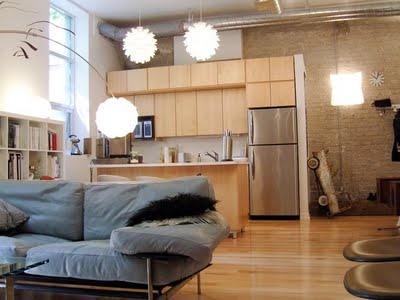 790-square-foot Toronto loft