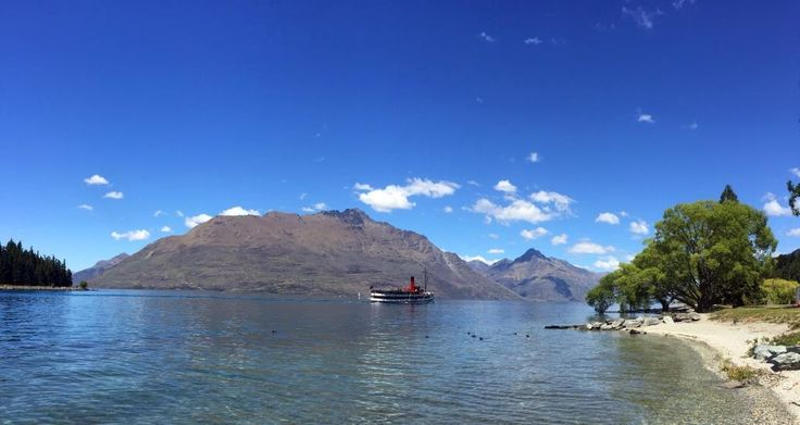 Queenstown and summer really look good together
