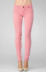 : Pink Skinny Jeans, Nude Pumps, Pisces Pants, Dreams Closet, Skinny Jeans Want, Skinny Jeans Y, Hot Pink, Muted Pink, Pink Jeans
