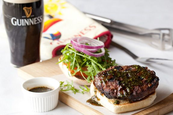 Guinness BBQ Marinade with Draught | recipes | Pinterest