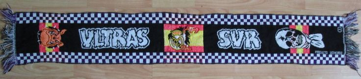 Scarf Ultras SUR (Real Madrid), limited edition