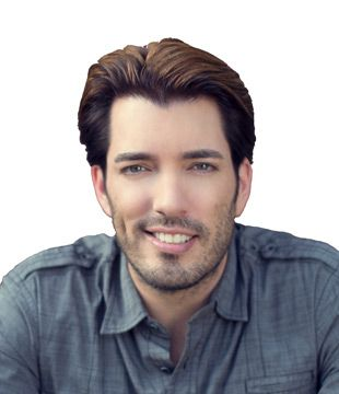 Jonathan Scott. Rugged, handsome, that smile, oh and those dimples?! I mean...