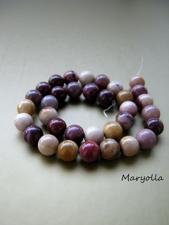 Hey, I found this really awesome Etsy listing at https://www.etsy.com/listing/239263411/mookaite-bead-strand-round-gemstone