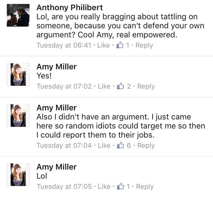 ComedyGate: #AmyMiller might have in her head a particular skewed, self-serving definition of harassment where she can do anything to anyone and they can't hit back but what she is doing to private citizen commenters and to these conservative comedians is actionable in the real world. The definition of harassment a jury uses is one that comes from the law, not #sjw flyers and feminist studies curricula.