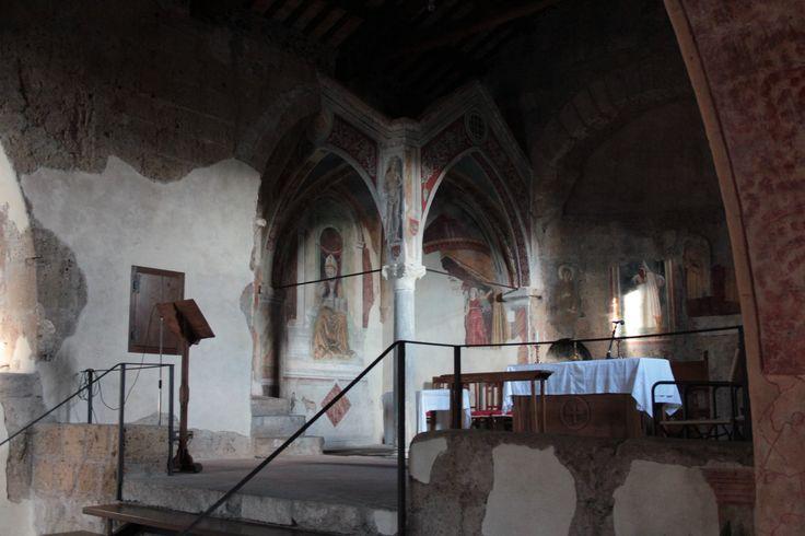 Nepi nel Viterbo, Lazio - Church of San Biagio - Foto Di Massimo Moscatelli