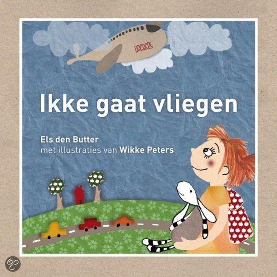 """Geweldig prentenboek voor peuters en kleuters die met het vliegtuig op vakantie gaan: """"Ikke gaat vliegen"""""""