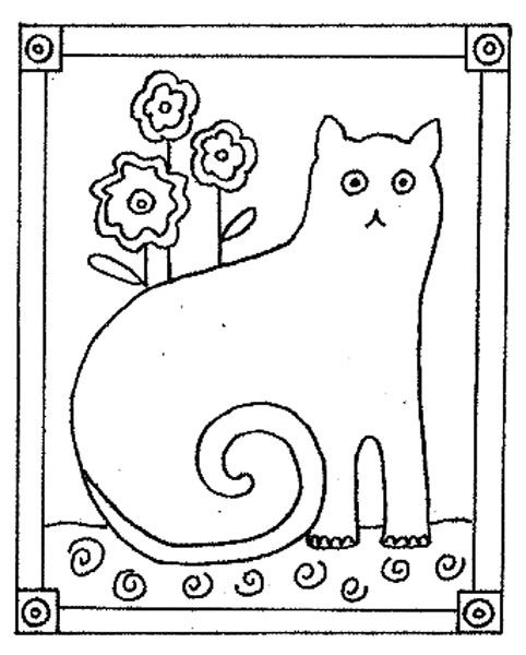 Primitive Cat
