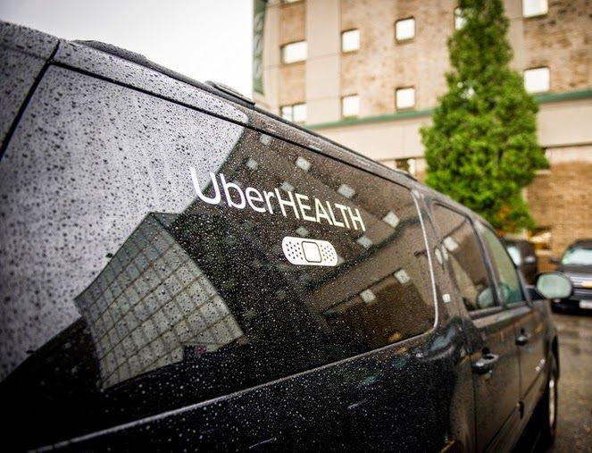 Blog Zorg & Telecom & Alarmering voor intra- en extramuraal: Uber voor de zorg?