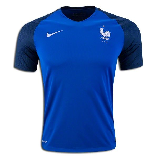 2018 Fifa World Cup France Home Soccer Jersey France Soccer Jersey France Jersey Cheap Football Shirts