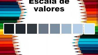 Técnicas de ilustración cap. 3 PINTURAS ACRILICAS, ESCALAS DE GRISES Y DEGRADADOS - YouTube