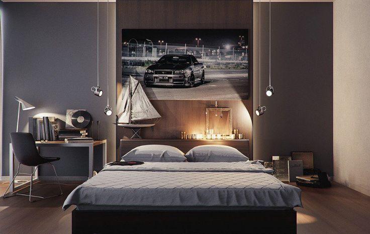 Οραματιστείτε στο κρεβάτι σας βάζοντας όμορφα πόστερς που σας εμπνέουν