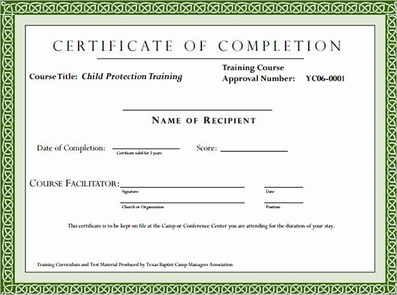 Army Certificate Of Training Template Best Of Training Certificate Format Doc Training Certificate Certificate Template Train Template