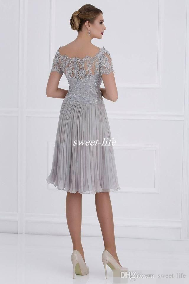 I found some amazing stuff, open it to learn more! Don't wait:http://m.dhgate.com/product/silver-short-mother-of-the-bride-dresses/381233353.html