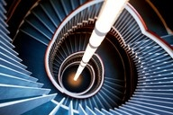Best Pin By Rachael K On Stair Spiral Staircase Winding 400 x 300