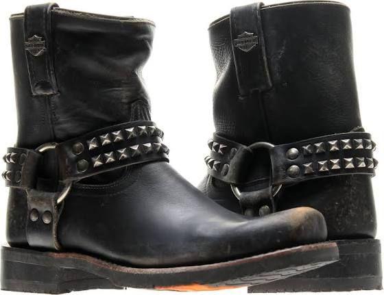 womens harley davidson boots - Google Search