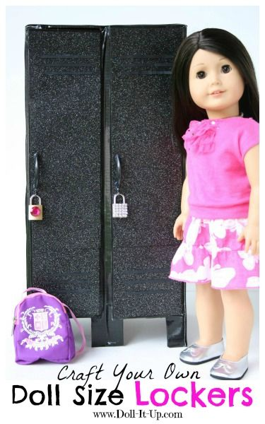 how to make homemade american girl doll accessories