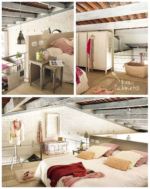 If possible, I eventually want to live somewhere with a mezzanine bedroom.