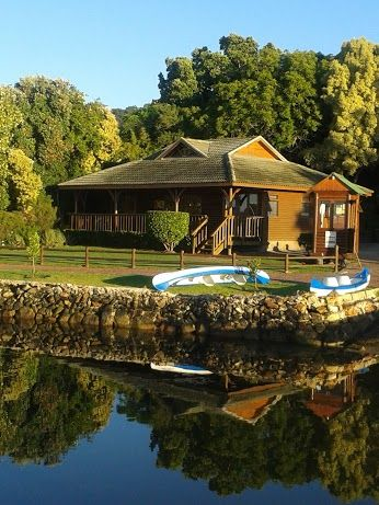 Andre Beukes - Google+ what a beautiful place. The more I think of the place the more I want to go there again. Knysna River Club