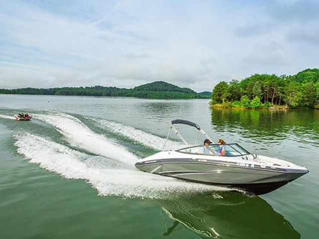 2014 Yamaha Boats 19 FT SX192 For Sale @ Stokley's Marine in Nicholasville, KY Call 859-887-2466