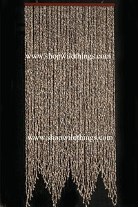 High Quality Nassa Shells Beaded Curtain   Natural Colors