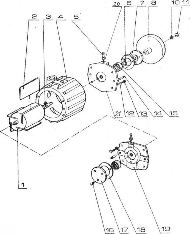 Вакуумные насосы для доильных аппаратов устройство массажер ямагучи для спины