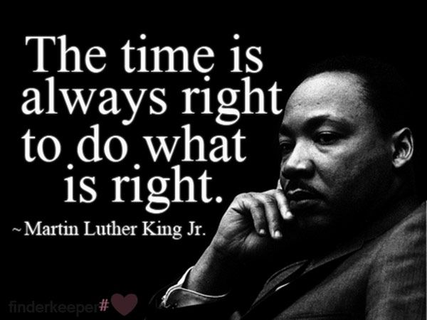 My Favorite Martin Luther King Jr. Quotes | Nike Campbell-Fatoki's ...