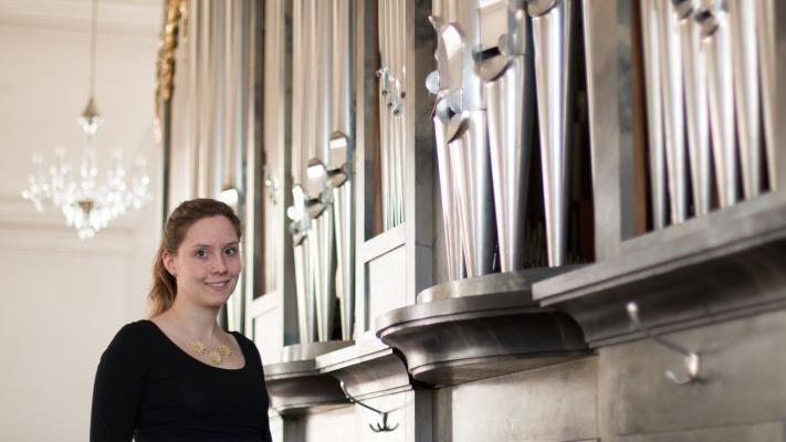 Orgelkonzert mit Lisa Hummel