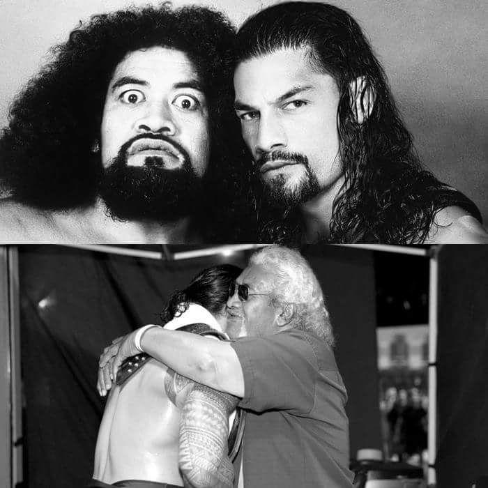 Like father- like son.