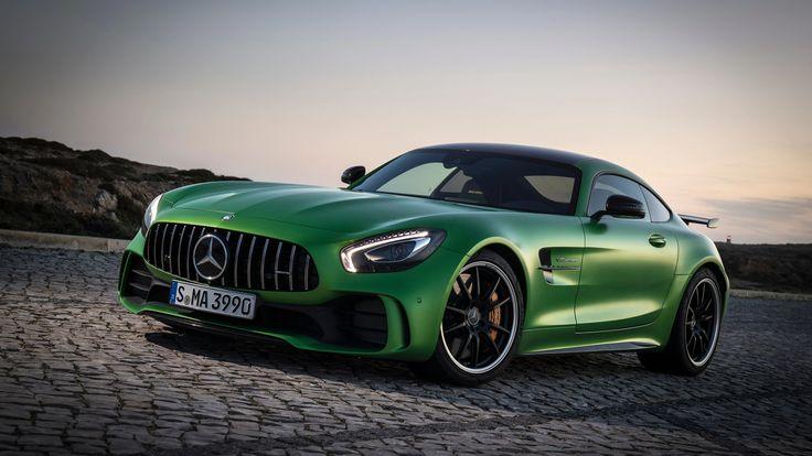 Mercedes Benz Sls Amg Green 5k Mercedes Wallpapers Mercedes Benz