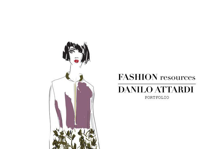 FASHION RESORCE | Danilo Attardi portfolio 2017