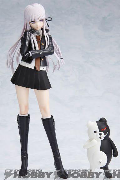 Dangan Ronpa 1・2 Reload - Kirigiri Kyouko, Monokuma - Flare | Anime Manga Comic PVC Figur Statue