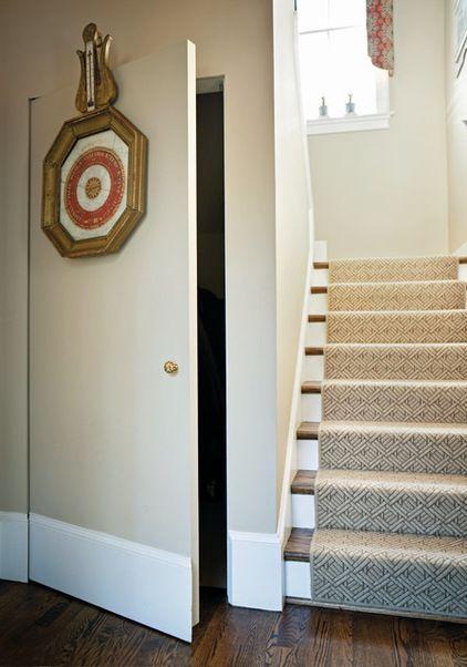 Jib doors. Lined up flush with a wall a jib door lacks the usual & 20 best jib door images on Pinterest | Hidden doors Secret doors ...