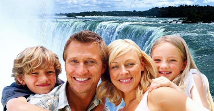 Family Adventure by Niagara Falls