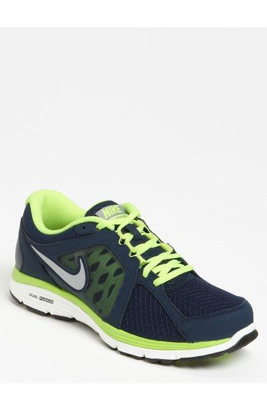 Nike 'Dual Fusion Run' Running Shoe (Men) available at #Nordstrom