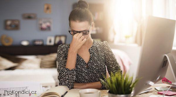 Jak se za 5 minut zbavit bolesti hlavy | ProKondici.cz