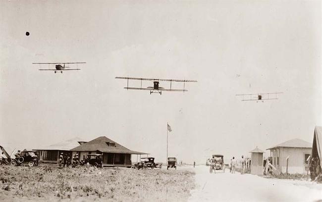 World War I Biplanes