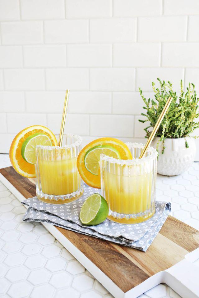 Orange Mango Margarita!