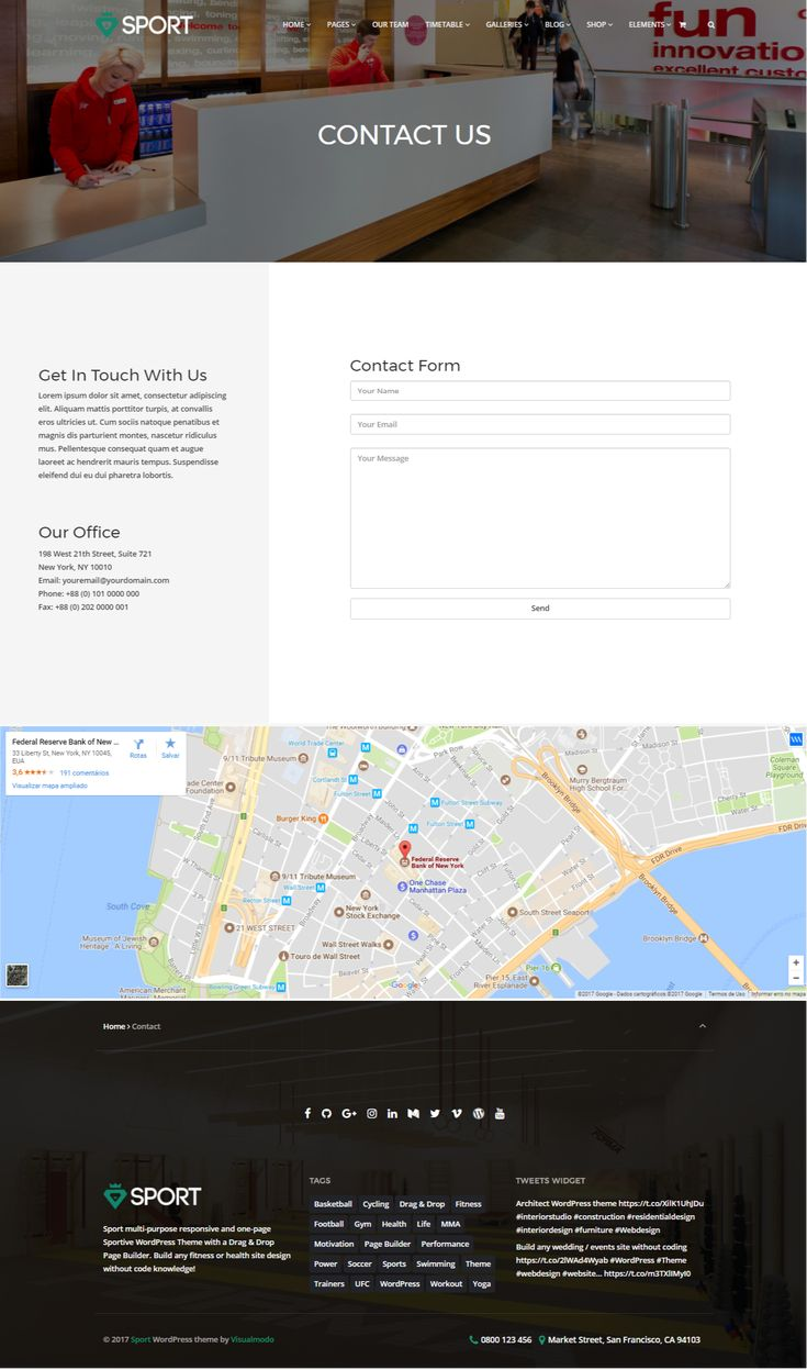 Build any sports and health site design without code knowledge - Sport Responsive WordPress Theme - Sportive and health WordPress template https://visualmodo.com/theme/sport-wordpress-theme/ ⚽🏀🎖️🥋🎾🏋️♂️🚴♀️ #webdesign #HTML5 #CSS3 #template #plugins #theme #wordpress #onepage #gym #sport #health #team #blog #fitness #spa #crossfit Build your own sports space, grow your brand and business!