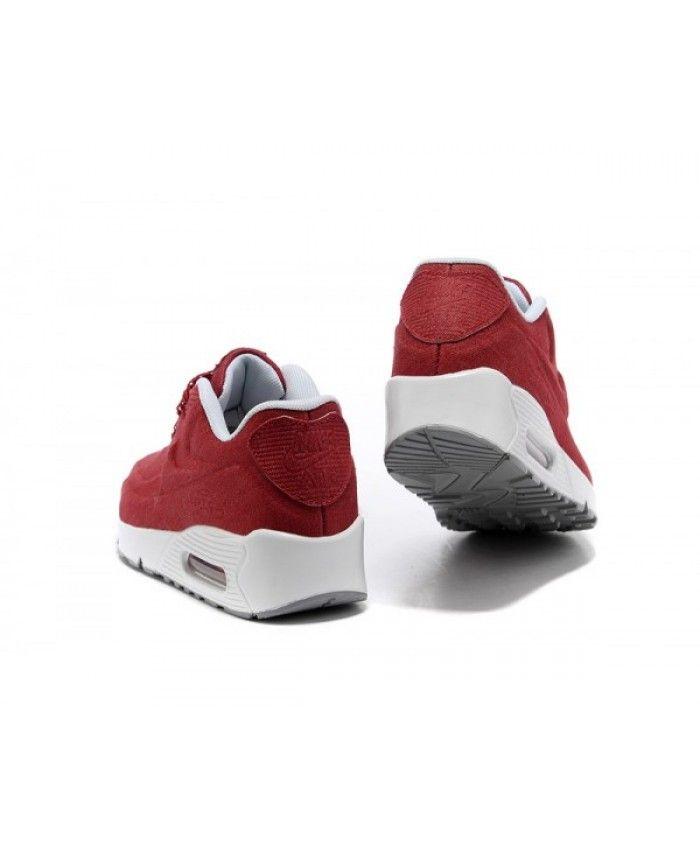 new arrival 9432a 3e6cf Kids Nike Air Max 90 Wine Red 6809331-043