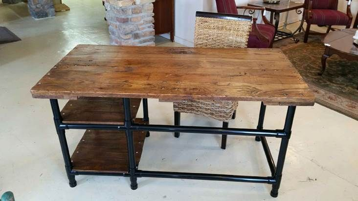 ​Beautiful PVC Furniture with Reclaimed Wood - FORMUFIT