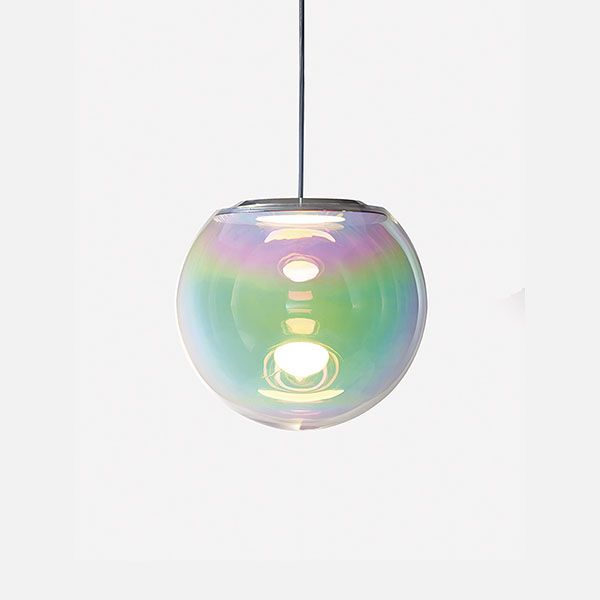 Shopping iridescent